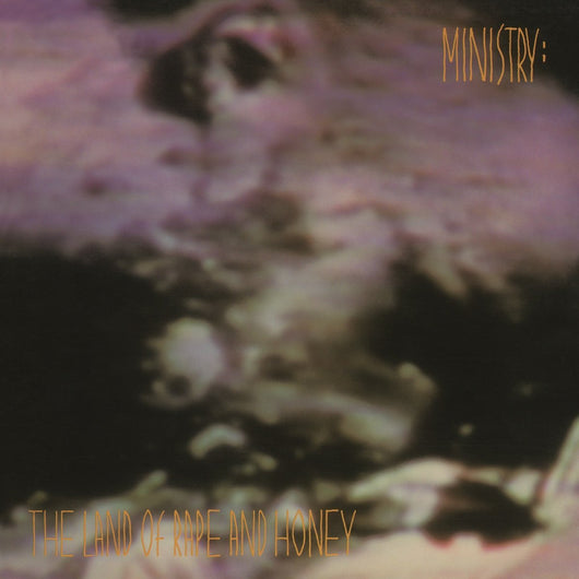 MINISTRY THE LAND OF RAPE AND HONEY LP VINYL 33RPM NEW
