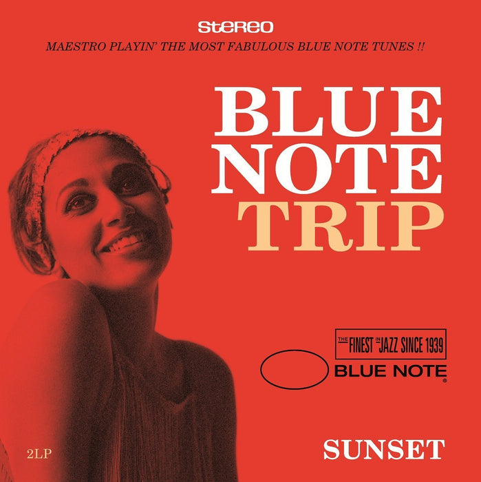 BLUE NOTE TRIP 2 VOL.2 SUNRISE JAZZ COMPILATION LP VINYL NEW 180GM 2LP