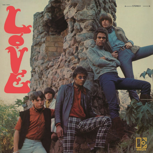 LOVE LOVE LP VINYL 33RPM NEW
