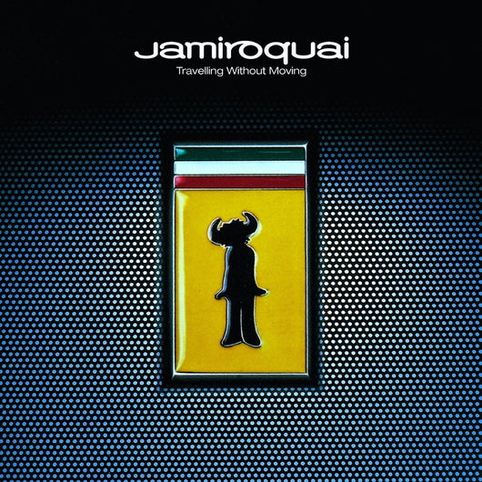 JAMIROQUAI TRAVELLING WITHOUT MOVING LP VINYL 33RPM NEW