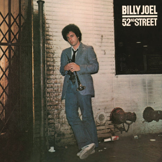 BILLY JOEL 52ND STREET LP VINYL 33RPM NEW