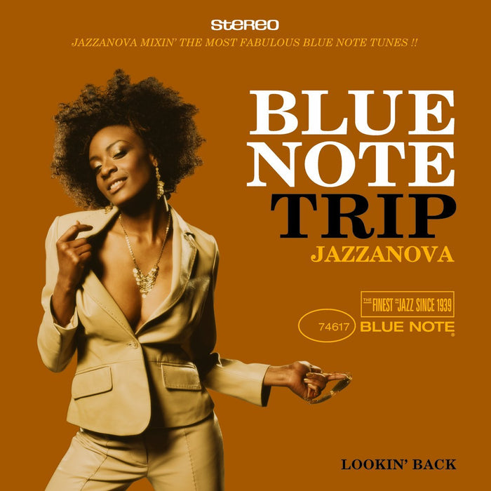 BLUE NOTE TRIP TO JAZZANOVA TO LOOKINBACK LP VINYL 33RPM NEW