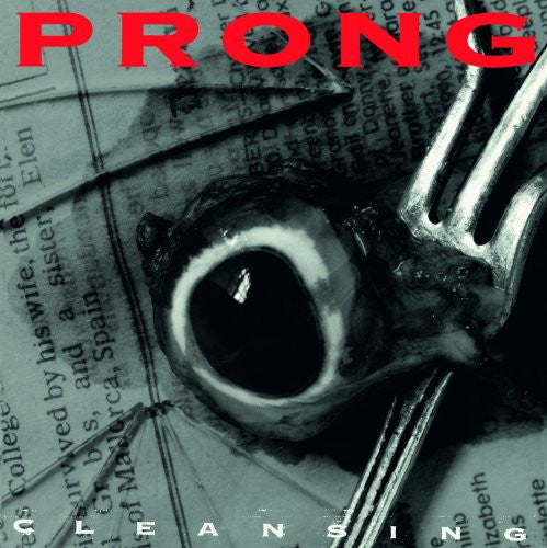 PRONG CLEANSING LP VINYL 33RPM NEW