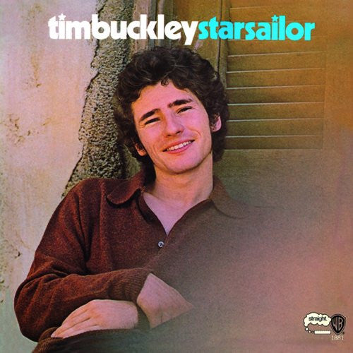 TIM BUCKLEY STARSAILOR LP VINYL 33RPM NEW