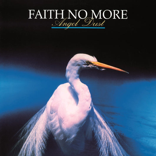 FAITH NO MORE ANGEL DUST LP VINYL NEW 33RPM