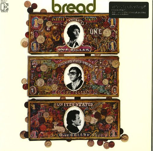 BREAD BREAD LP VINYL 33RPM NEW
