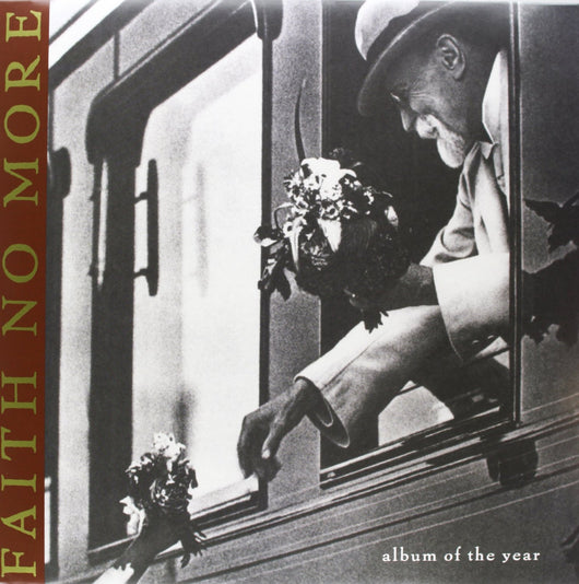 FAITH NO MORE OF THE YEAR LP VINYL 33RPM NEW