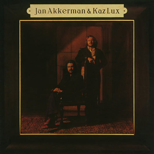 JAN AKKERMAN AND KAZ LUX ELI LP VINYL 33RPM NEW
