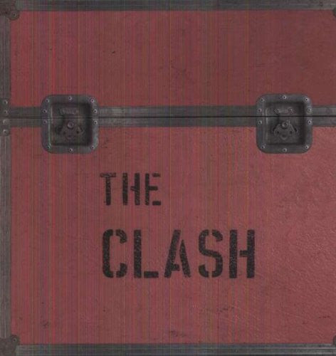 CLASH BOX SET LP VINYL 33RPM NEW