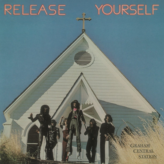 GRAHAM CENTRAL STATION RELEASE YOURSELF LP VINYL 33RPM NEW