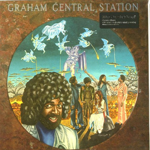 GRAHAM CENTRAL STATION AINT NO BOUT TO A TO DOUBT IT LP VINYL 33RPM NEW