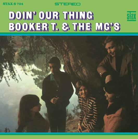 BOOKER T AND THE MGS DOIN OUR THING 180GM LP VINYL 33RPM NEW