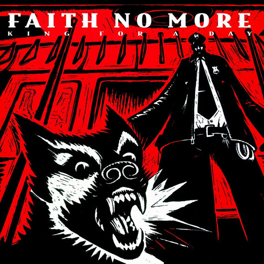 FAITH NO MORE KING FOR A DAY LP VINYL 33RPM NEW