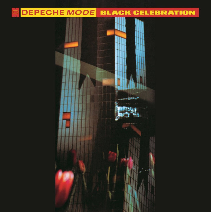 DEPECHE MODE BLACK CELEBRATION LP VINYL 33RPM NEW