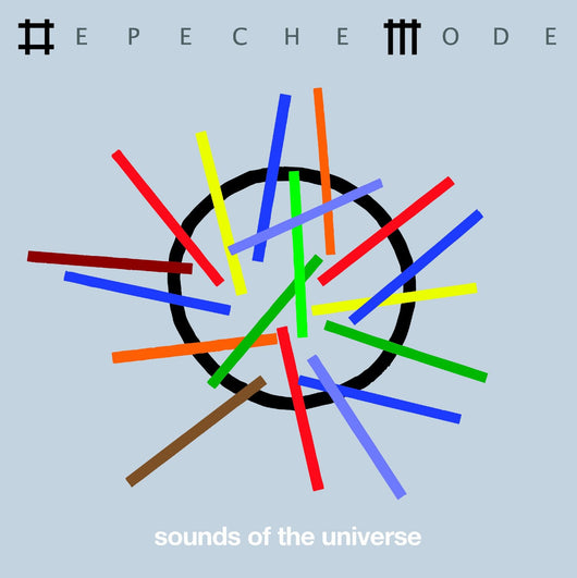DEPECHE MODE SOUNDS OF THE UNIVERSE LP VINYL 33RPM NEW