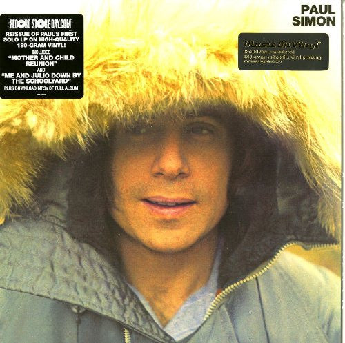 PAUL SIMON PAUL SIMON LP VINYL 33RPM NEW