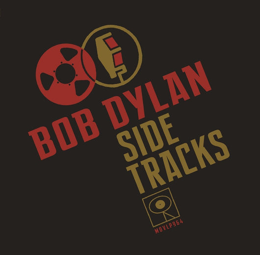 BOB DYLAN SIDE TRACKS LP VINYL 33RPM NEW