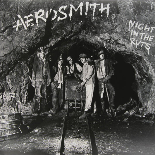 AEROSMITH NIGHT IN THE RUTS RSD 2014 LP VINYL 33RPM NEW