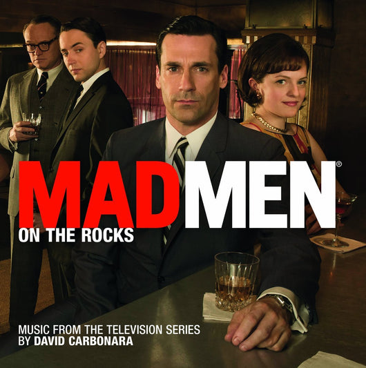 ORIGINAL SOUNDTRACK MAD MEN:ON THE ROCKS 180GM LP VINYL 33RPM NEW