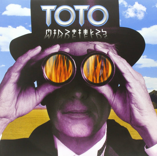 TOTO MINDFIELDS 180GM LP VINYL 33RPM NEW