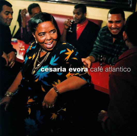 CESARIA EVORA CAFE ATLANTICO LP VINYL 33RPM NEW