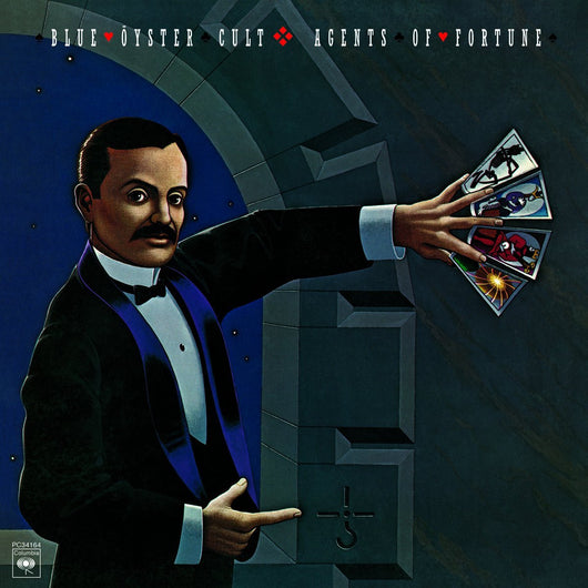 BLUE ϿϿ�YSTER CULT AGENTS OF FORTUNE LP VINYL 33RPM NEW