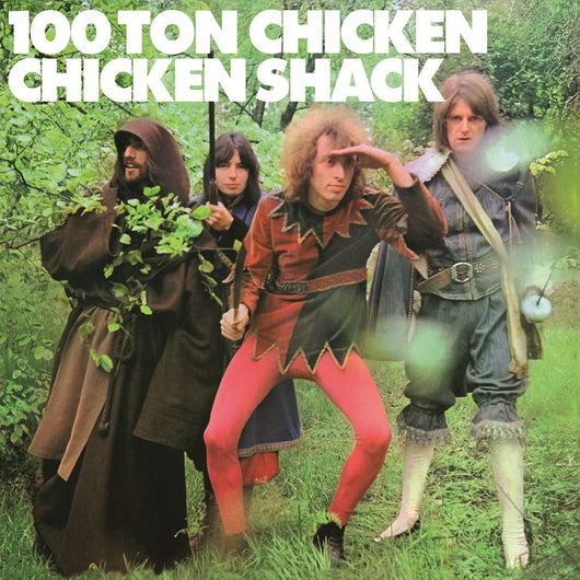 CHICKEN SHACK 100 TON CHICKEN LP VINYL 33RPM NEW