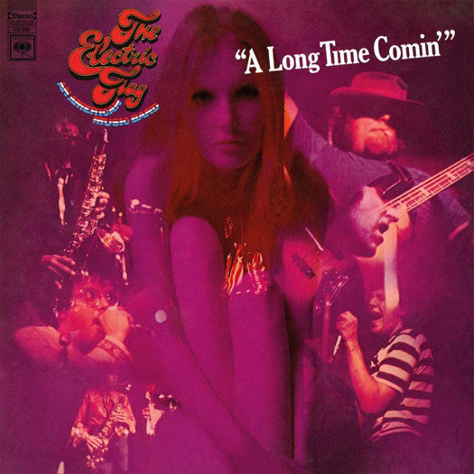 ELECTRIC FLAG A LONG TIME COMIN LP VINYL NEW 2014 33RPM