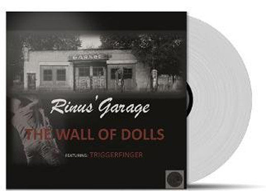 "RINUS GARAGE/TRIGGERFINGER WALL OF DOLLS/ANNIE [RSD 2014] 7"" VINYL SINGLE NEW"