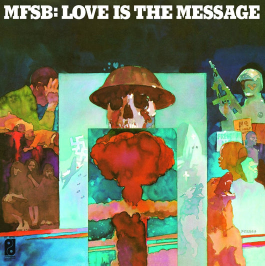 MFSB LOVE IS THE MESSAGE LP VINYL 33RPM NEW
