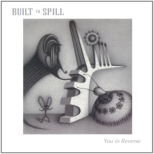 BUILT TO SPILL YOU IN REVERSE LP VINYL 33RPM NEW