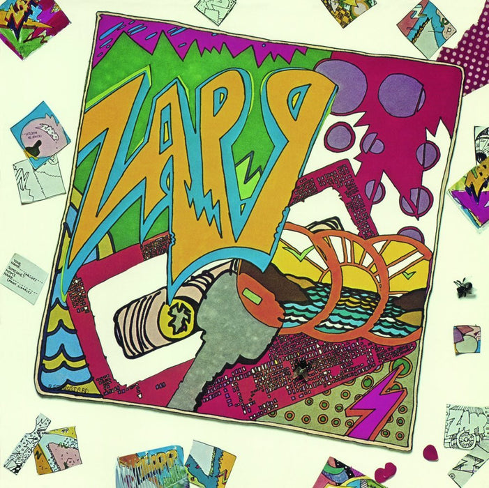 ZAPP I LP VINYL 33RPM NEW
