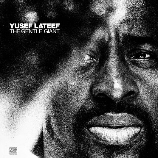 LATEEFF YUSUF GENTLE GIANT LP VINYL 33RPM NEW