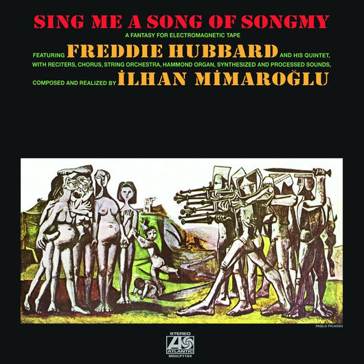 HUBBARD FREDDIE SING ME A SONG OF SONGMY LP VINYL 33RPM NEW