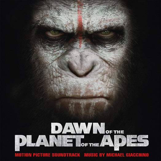 DAWN OF THE PLANET OF THE APES SOUNDTRACK LP VINYL NEW 2014 33RPM