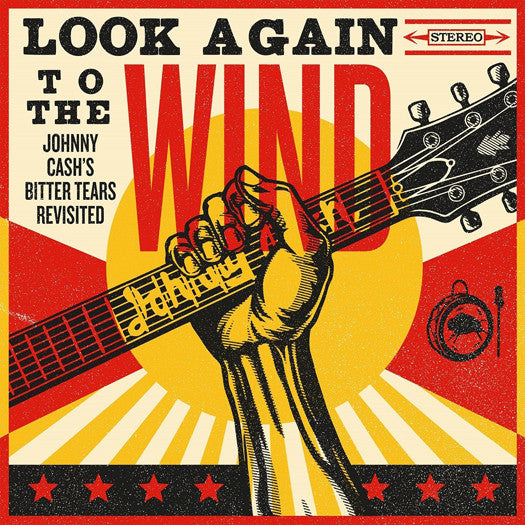 AND J CASH LOOK AGAIN TO THE WIND LP VINYL 33RPM NEW 2014