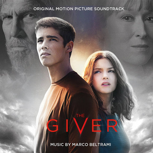 GIVER SOUNDTRACK LP VINYL 33RPM NEW 2014 LTD ED