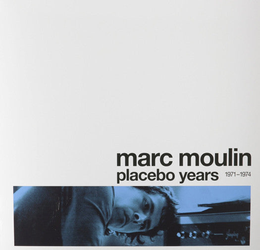 MARC MOULIN PLACEBO YEARS LP VINYL NEW 33RPM