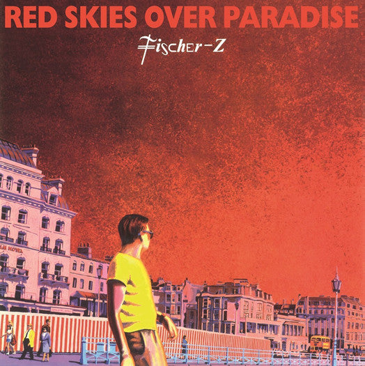 FISCHER TO Z RED SKIES OVER PARADISE LP VINYL NEW 33RPM 2015