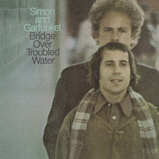 SIMON AND GARFUNKEL Bridge Over Troubled Water LP Vinyl New
