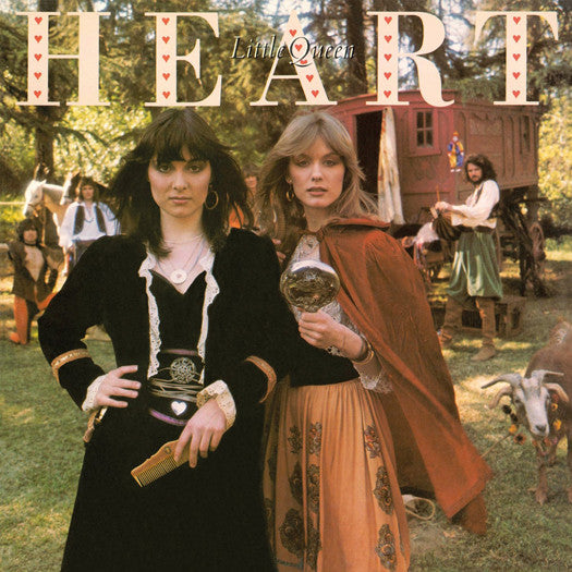 HEART LITTLE QUEEN LP VINYL NEW 2015 33RPM