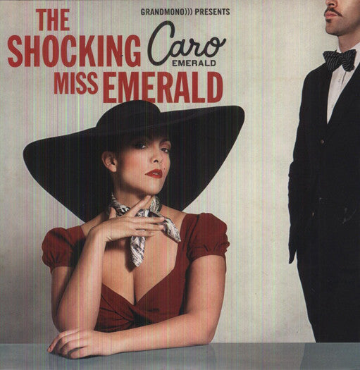 CARO EMERALD THE SHOCKING MISS EMERALD DOUBLE LP VINYL NEW 33RPM