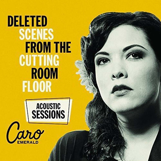CARO EMERALD Deleted...Acoustic Sessions LP Vinyl NEW 2017