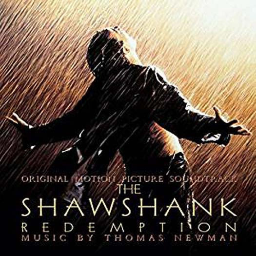 SHAWSHANK REDEMPTION Soundtrack LP Vinyl NEW