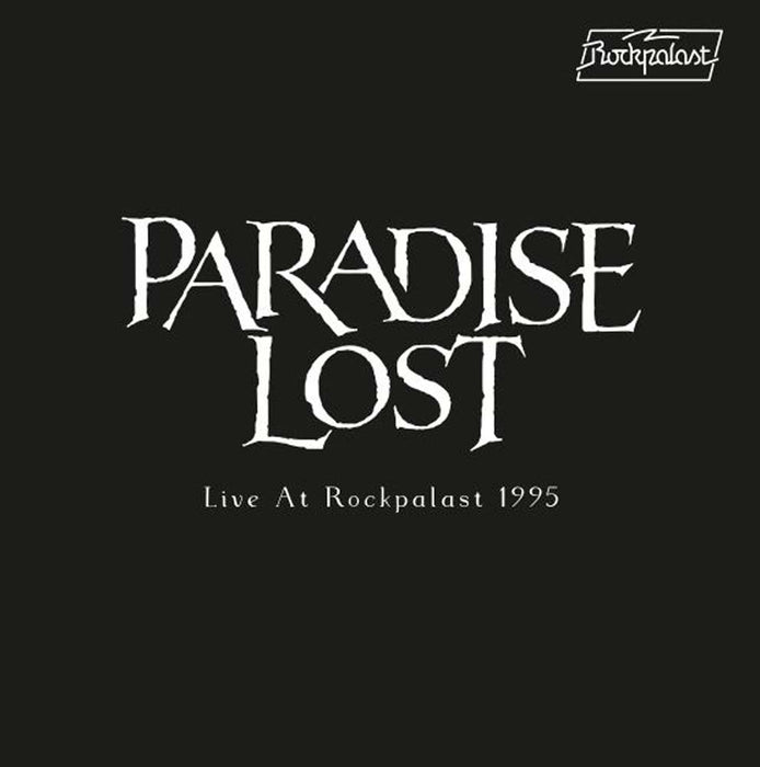 Paradise Lost - Live At Rockpalast Vinyl LP RSD Sept 2020