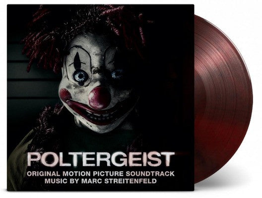 POLTERGEIST ORIGINAL SOUNDTRACK LP VINYL NEW 33RPM COLOURED LIMITED EDITION