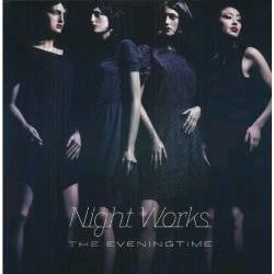 "Night Works The Evening Time Electronic Music 12"" Single Vinyl Brand New"