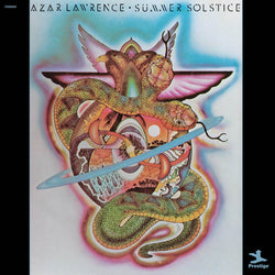 Azar Lawrence - Summer Solestice Vinyl LP New Out 15/11