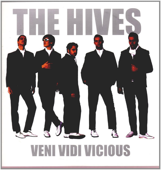 THE HIVES Veni Vidi Vicious LP Vinyl NEW