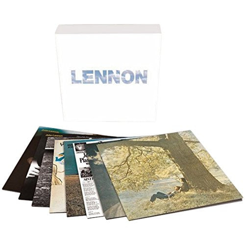 JOHN LENNON Lennon LP Vinyl Box-Set NEW 2015